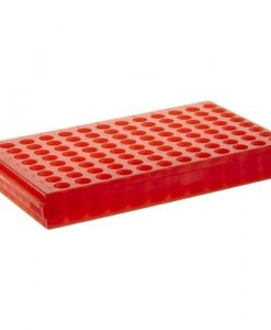 orange-96-well-microtube-rack