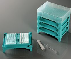 PCR-Tube-Strip-96-well-plate-holder