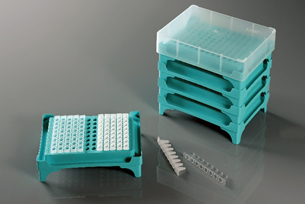 PCR-Tube-Strip-96-well-plate-holder