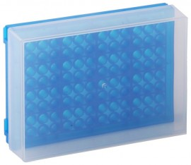 fluorescent-blue-pcr-rack-with-lid