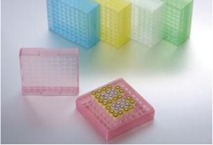 Plastic-freezer-box-81-well